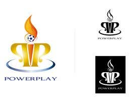 #289 per Logo Design for Power play da Siyugarden