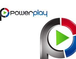 #304 dla Logo Design for Power play przez Djdesign