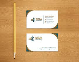 #54 untuk Design of Business cards, email signature and Power Point Template oleh loupesko