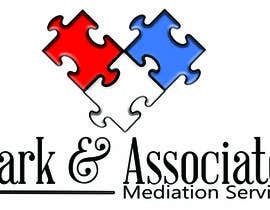 "#25 untuk Logo for ""Clark & Associates Mediation Services"" which offers mediation services away from court for people involved in disputes. Key concepts: confidential, discussion, understanding, option generation, agreement, mutually beneficial outcome. oleh cdykes"