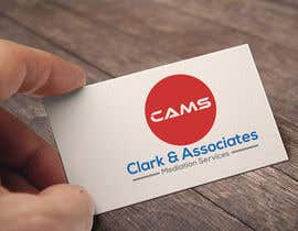 "#19 untuk Logo for ""Clark & Associates Mediation Services"" which offers mediation services away from court for people involved in disputes. Key concepts: confidential, discussion, understanding, option generation, agreement, mutually beneficial outcome. oleh salekahmed51"