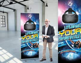 gonzalaswong tarafından Design a VR Roll-UP Display for an exhibition için no 28