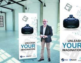 bagas0774 tarafından Design a VR Roll-UP Display for an exhibition için no 42