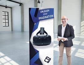 axelmbp tarafından Design a VR Roll-UP Display for an exhibition için no 27