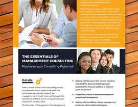 chandrabhushan88 tarafından Business course flyer - Essentials için no 153