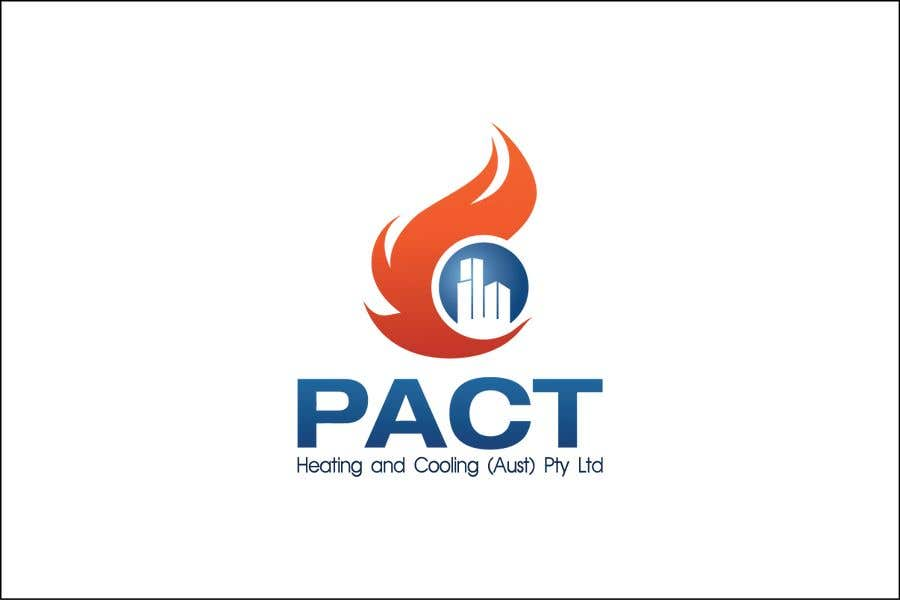 Contest Entry #22 for Heating and Cooling company is branching out