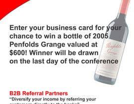 #1 para Design a Brochure for business card draw por jonald28