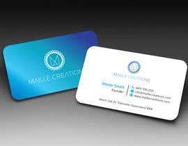 monowerhridoy tarafından Design A Business Card For A Hobby Jewelry Business için no 26