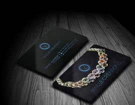 kreativedhir tarafından Design A Business Card For A Hobby Jewelry Business için no 18