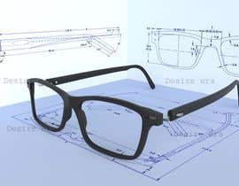 DesireEra tarafından Design 2 x Sunglasses & Provide 3D Printable Template for Frame için no 1