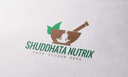Image of                             design a logo for a nutraceutica...