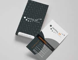 #92 for Design Business Cards for Tactics bvba af youart2012