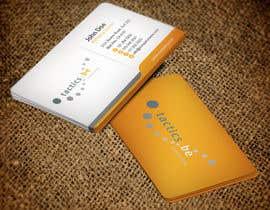 #22 for Design Business Cards for Tactics bvba af mdreyad