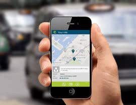 #3 for I need some Graphic Design for a new ridesharing app. 3 marketing images needed af Jimmito