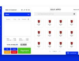 #5 for Design UI for the POS Software (only main screen) by gauravrawat95