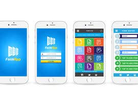 Design a mobile app pages . Only the design is required. 3-4 pages ...