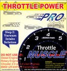 Contest Entry #7 for Print & Packaging Design for Throttle Muscle