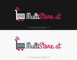 #37 für Design eines Logos für den Shop Multistore.at von AbanoubFahmy01
