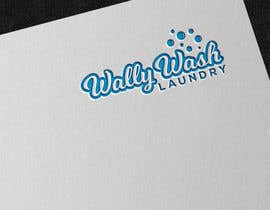 #132 for Logo for My Laundromat - Wally Wash Laundry af kanamasee