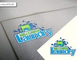 #150 for Logo for My Laundromat - Wally Wash Laundry af Hezekiah07