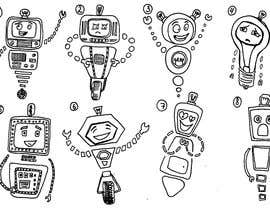 RainbowTucan tarafından I need a robot sketch (pencil or digital) için no 66