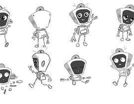 EduardoDavila1 tarafından I need a robot sketch (pencil or digital) için no 76