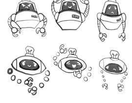 artsbyjake tarafından I need a robot sketch (pencil or digital) için no 55