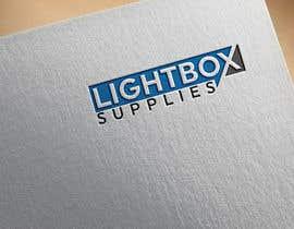 #395 untuk Design a Logo for Lightbox Supplies oleh bobmarley211449