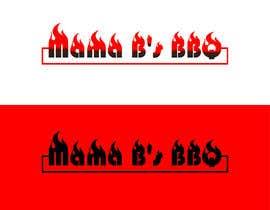 Nro 53 kilpailuun Barbecue logo käyttäjältä mohdFAiQ93