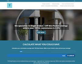 #5 for Graphic design of 4 Slider Graphics on a Real Estate  WP Website by zaaqfa