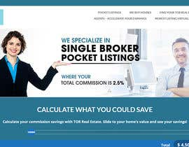 #2 for Graphic design of 4 Slider Graphics on a Real Estate  WP Website by Youwebs