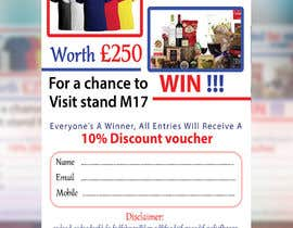 #18 for Design a postcard for winning £250 free goods by ihosenimu38