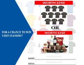 #9 for Design a postcard for winning £250 free goods by ibrahimbd7711