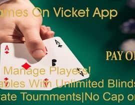 #4 for Design banner for poker hosting in india by Jasveer7777