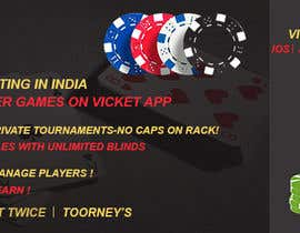 #23 for Design banner for poker hosting in india by rouf700306