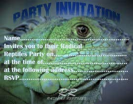 #33 for Party Invitations af luisanastier