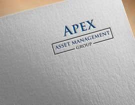 shahajan677 tarafından Create an AMAZING LOGO for our company -- Apex Asset Management Group için no 953