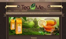 Contest Entry #89 for Banner Ad Design for Tea4me.ru tea&coffee sales&delivery