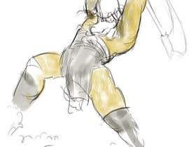 #10 untuk Speed/Spit painting of Saxon Berserker oleh BibinAJ