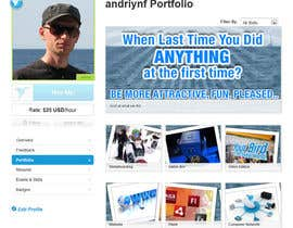 #190 for vWorker Users: Complete your Profile and Win! by andriynf