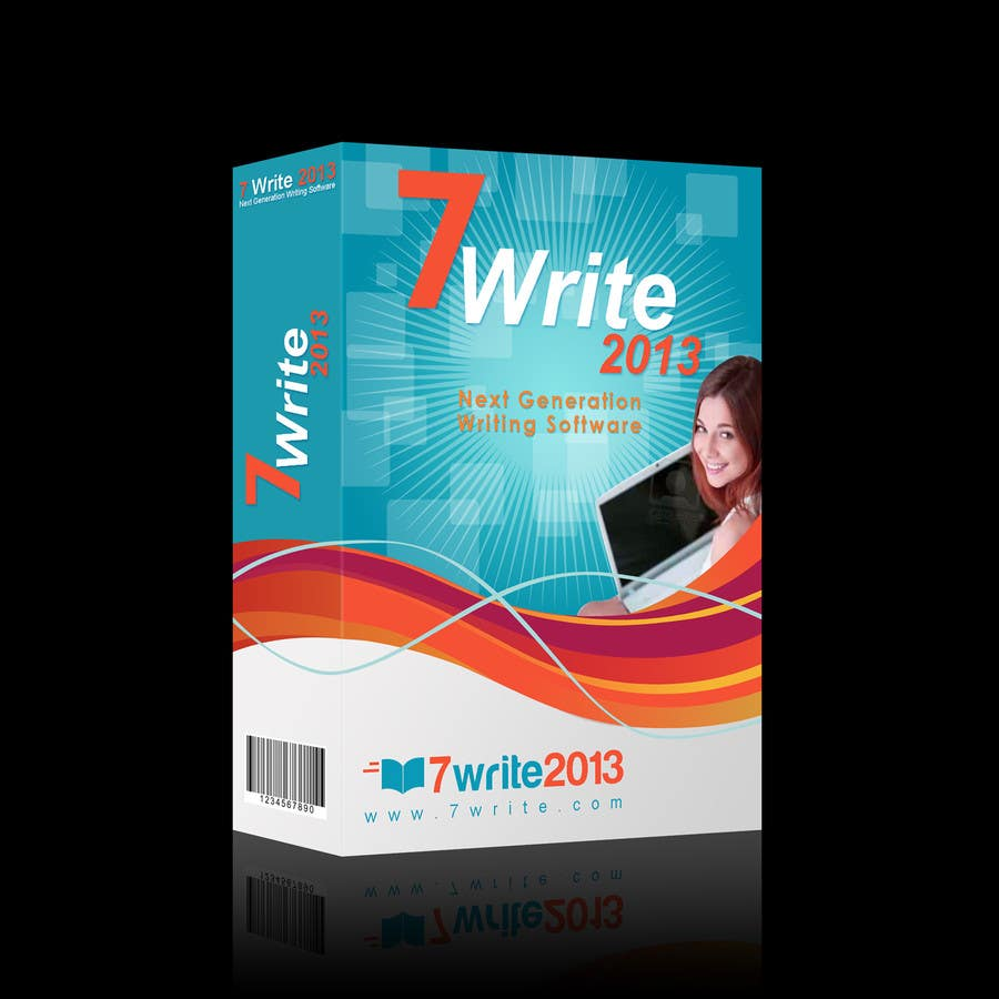Proposition n°                                        41                                      du concours                                         Graphic Design for 7write