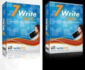 Graphic Design Inscrição do Concurso Nº42 para Graphic Design for 7write