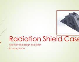 #5 for NASA Contest: 3D CAD Models of Different Radiation Shielding Concepts by RokiSalomon