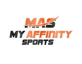 #97 para Logo Design for My Affinity Sports por logoustaad