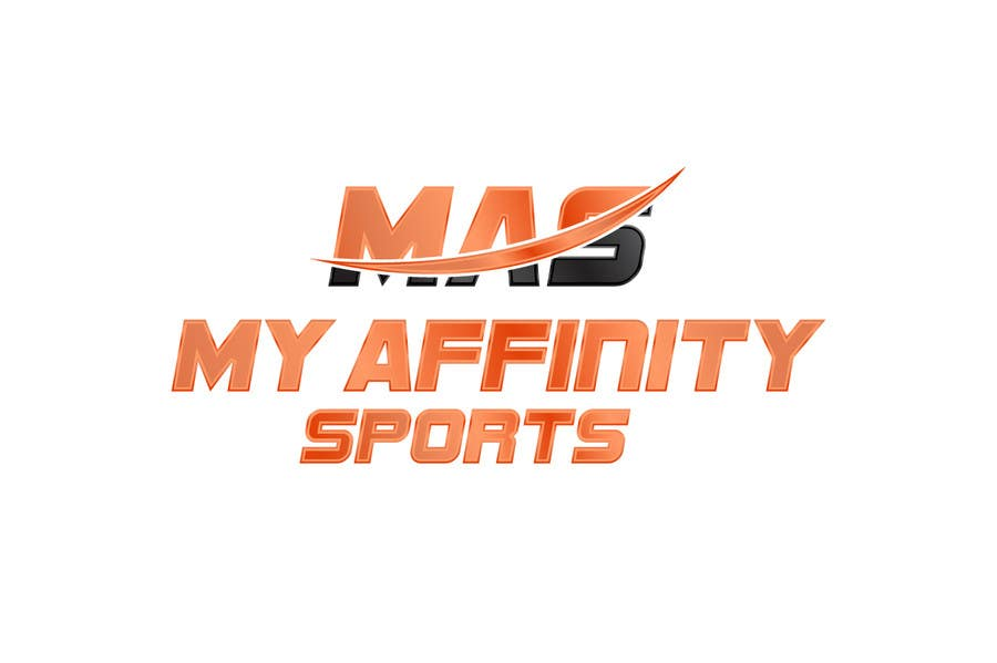 Proposition n°                                        96                                      du concours                                         Logo Design for My Affinity Sports