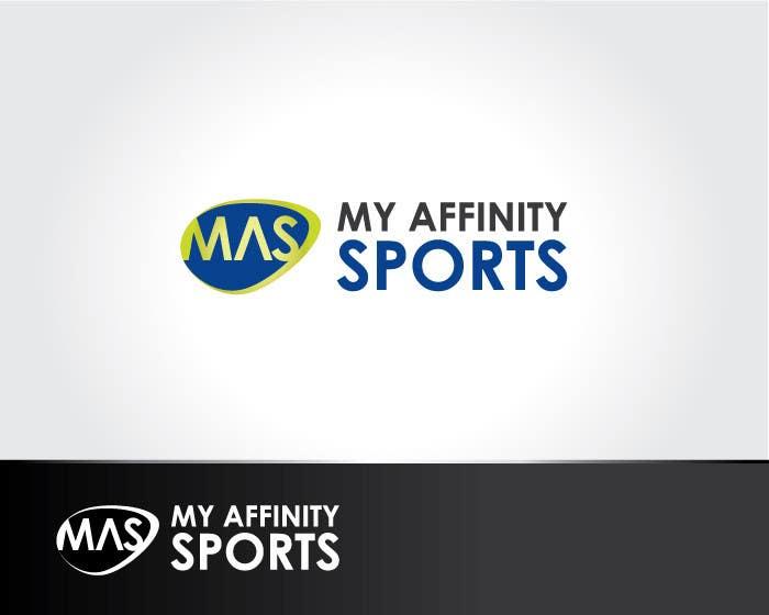 Penyertaan Peraduan #                                        84                                      untuk                                         Logo Design for My Affinity Sports