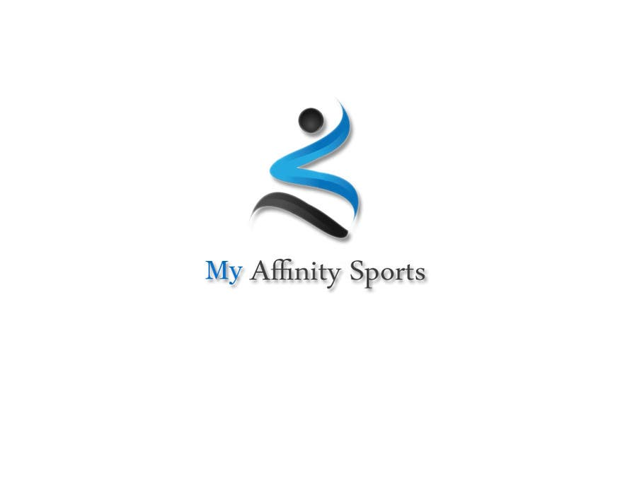 Proposition n°                                        87                                      du concours                                         Logo Design for My Affinity Sports