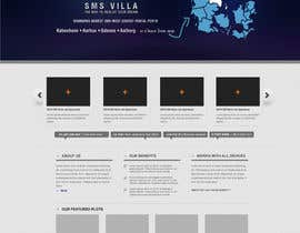 #4 untuk Website design for a Real Estate Portal - 1page winner will be awarded 5 more pages oleh farhanpm786