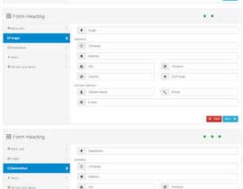 #7 cho Convert a Template to a Bootstrap Look & Feel bởi renjith4ss