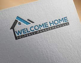#62 for Design a Logo for Welcome Home Property Management LLC by SONIAKHATUN7788